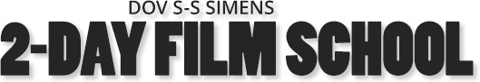 2-Day Film School™ logo